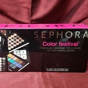 Sephora Color Festival . New in box